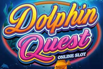 Dolphin Quest slot Microgaming