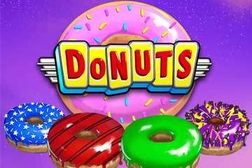 Donuts slot Big Time Gaming