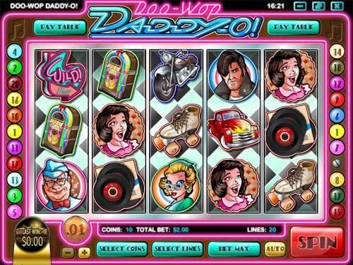 Doo Wop Daddy O casino slot