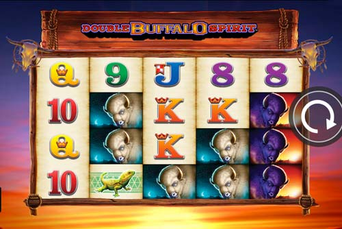 Double Buffalo Spirit free slot