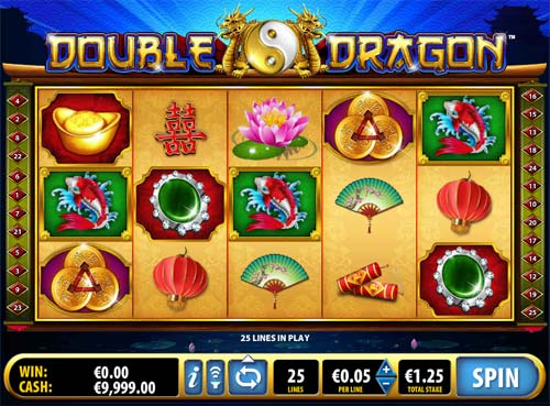 Double Dragon free slot