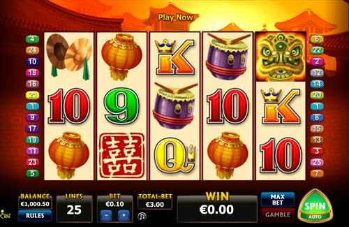 Double Happiness casino slot
