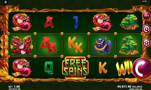 Double Lucky Line free slot