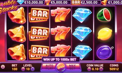 Double Stacks free slot