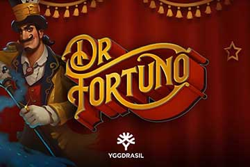 Dr Fortuno slot Yggdrasil Gaming