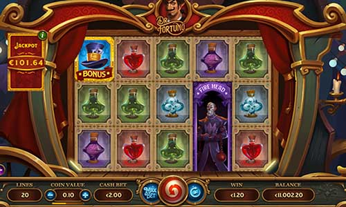 Dr Fortuno casino slot
