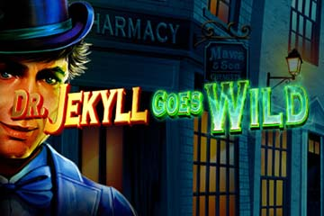 Dr Jekyll Goes Wild slot Barcrest