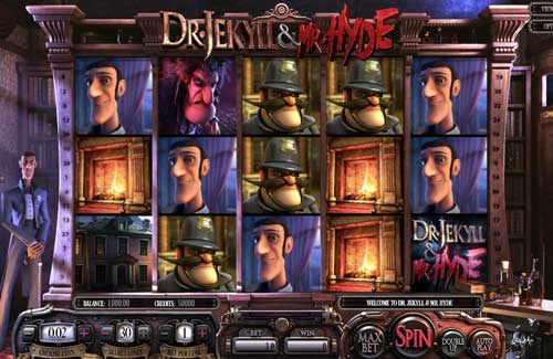 Dr Jekyll and Mr Hyde casino slot