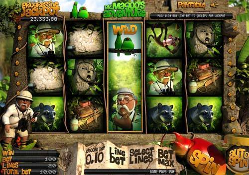 Dr Magoos Adventure free slot