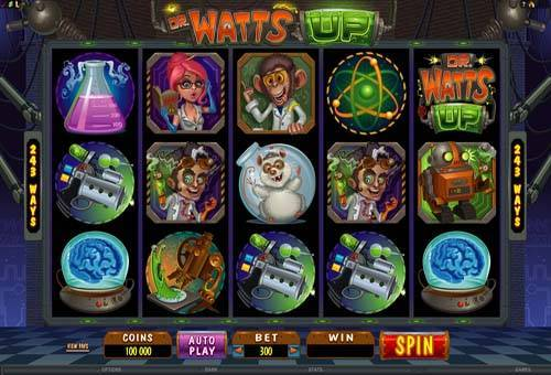 Dr Watts Up free slot