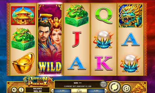 Dragon and Phoenix free slot