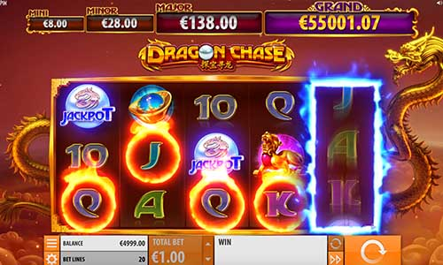 Dragon Chase free slot