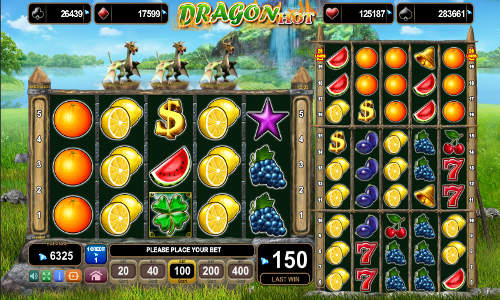Dragon Hot free slot
