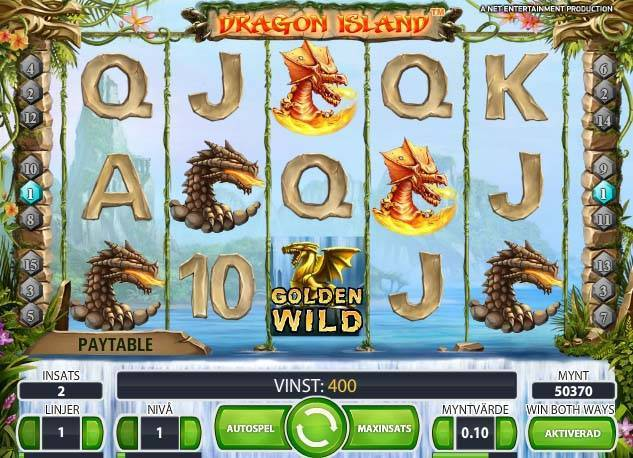 play casino online dragon island