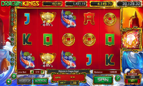Dragon Kings free slot