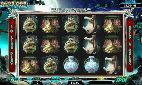 Dragon Orb free slot