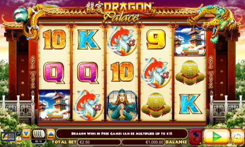 Dragon Palace free slot