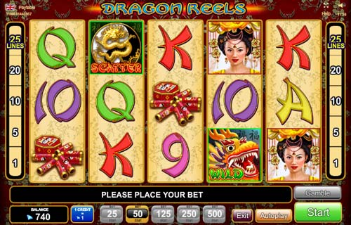 Dragon Reels free slot