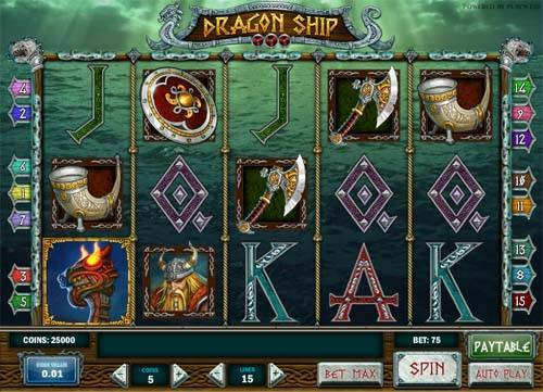 Dragon Ship free slot