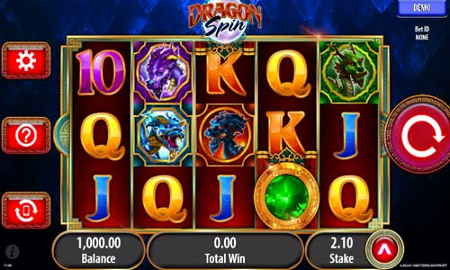 Dragon Spin free slot