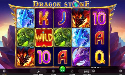 Dragon Stone free slot
