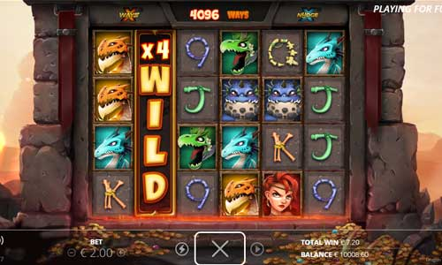 Dragon Tribe free slot