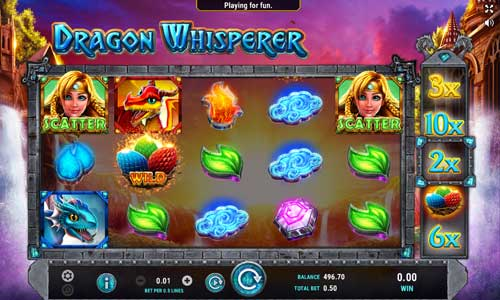 Dragon Whisperer free slot