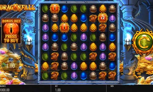 Dragonfall casino slot