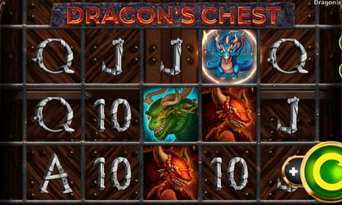 Dragons Chest free slot