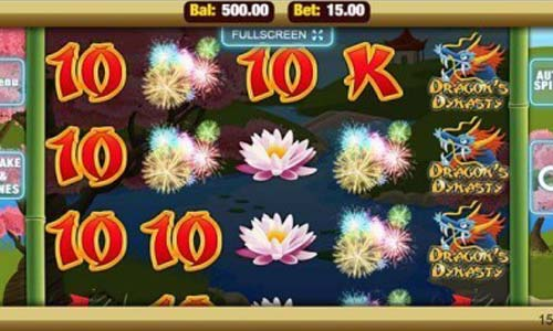 Dragons Dynasty free slot
