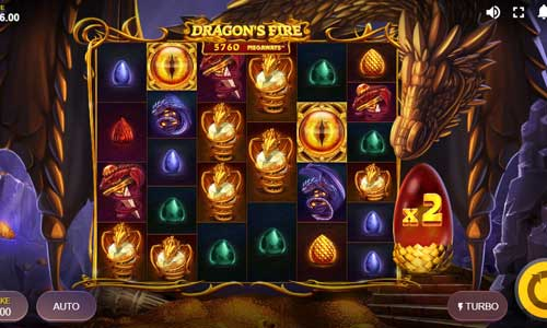 Dragons Fire Megaways free slot