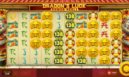 Dragons Luck Power Reels slot