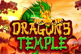 Dragons Temple casino slot