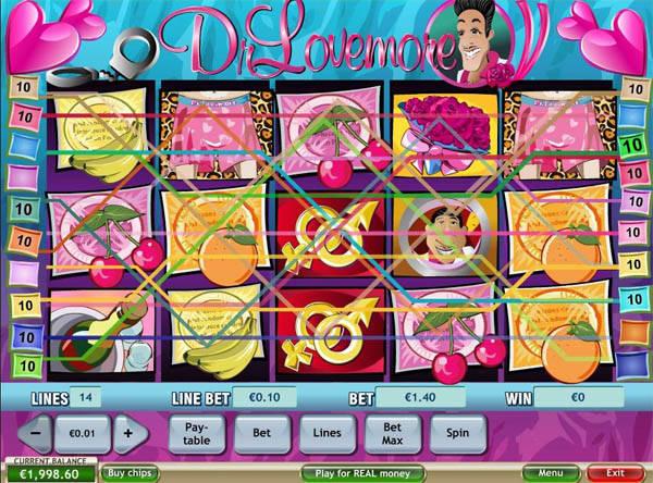 Dr.Lovemore free slot