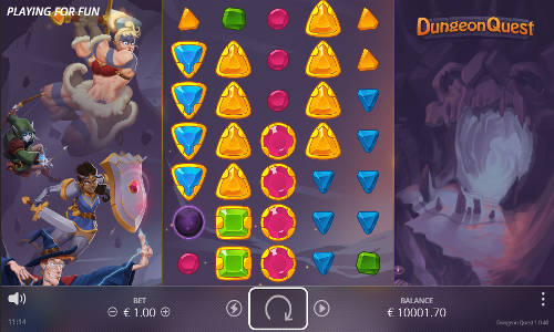 Dungeon Quest free slot