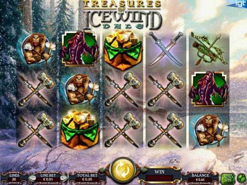 Dungeons and Dragons 2 free slot