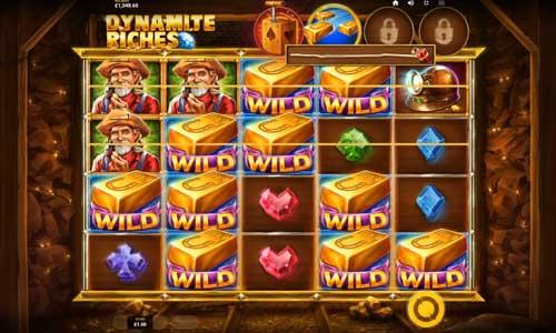 Dynamite Richescolossal symbols slot