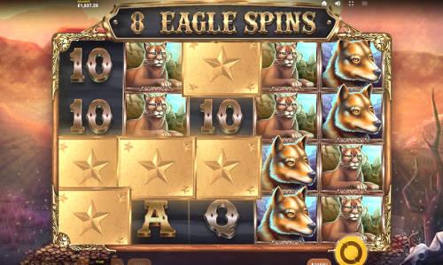 Eagle Riches free slot