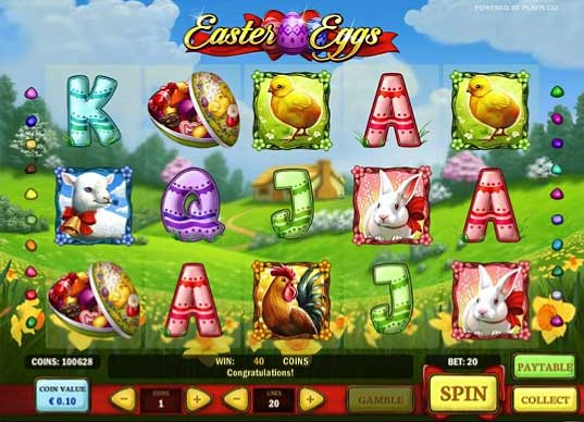 Easter Eggs free slot
