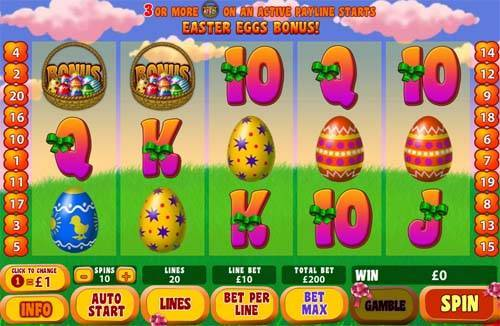 Easter Surprise free slot