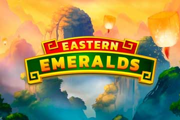 Eastern Emeralds slot Quickspin