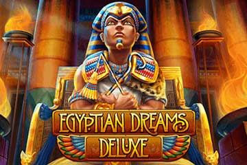 Egyptian Dreams Deluxe slot Habanero