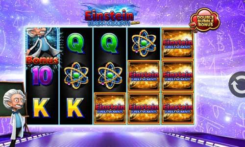 Einstein Eureka Moments free slot
