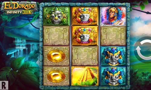 El Dorado Infinity Reelsincreasing multiplier slot