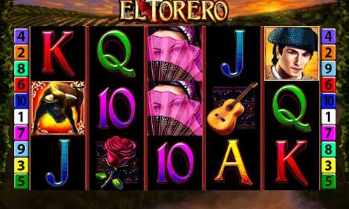 El Torero free slot
