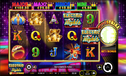 Electric Nights free slot
