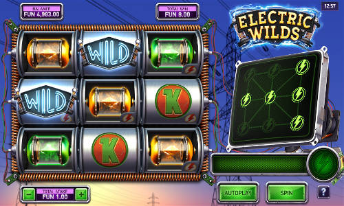 Electric Wilds free slot