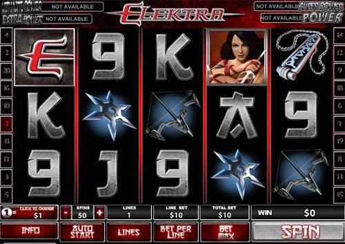 Elektra free slot