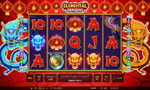 Elemental Dragons free slot