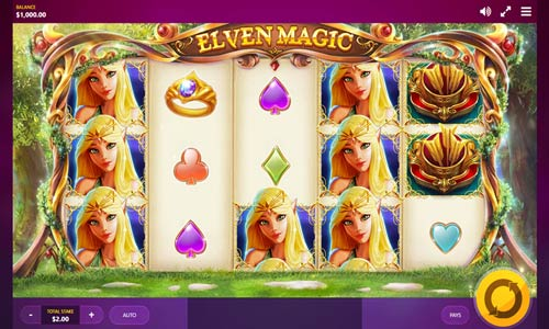Elven Magic free slot